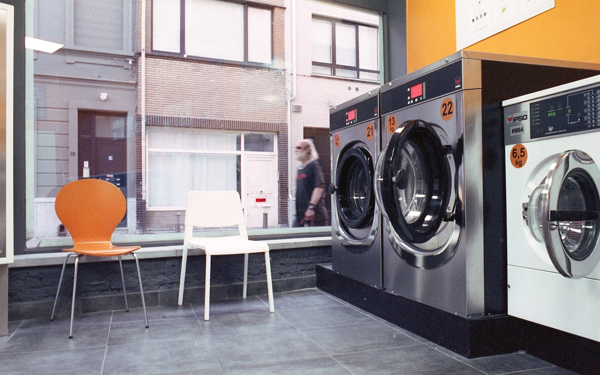 Medium Laundry Space