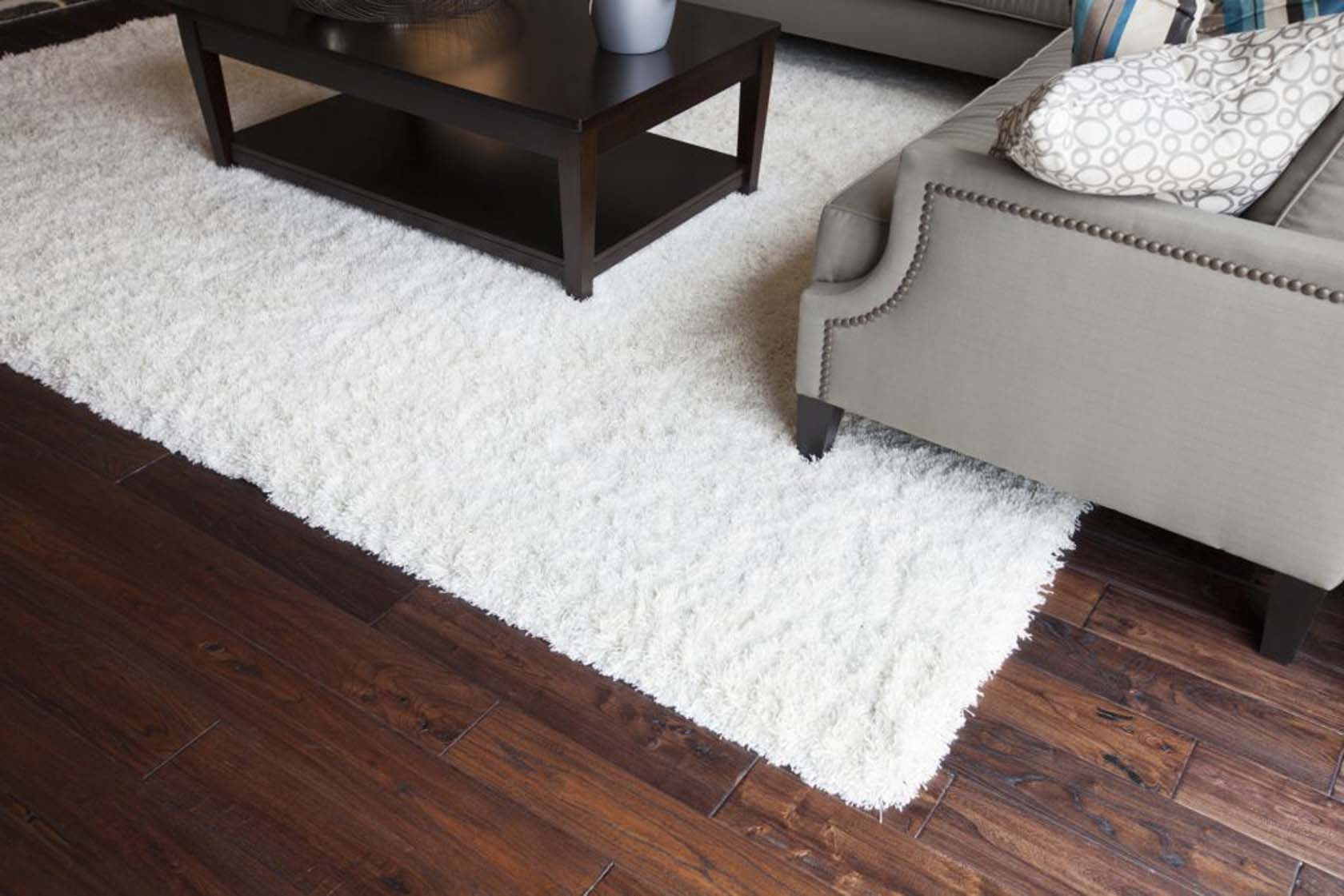 Rug To Wooden Flooring