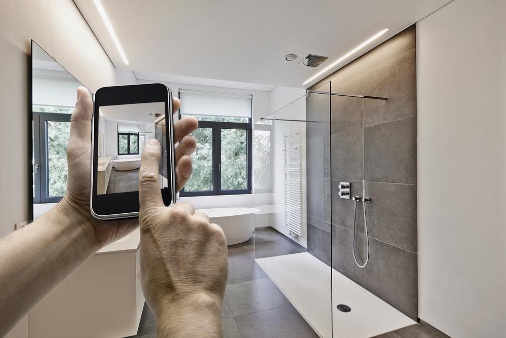 Cutting Edge Smart Showers