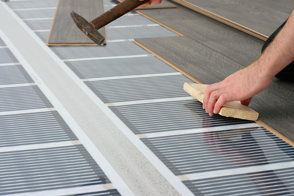 Warming Systems Radiant Floor Heating