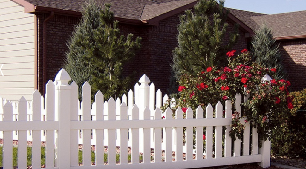 Durable Picket Fence