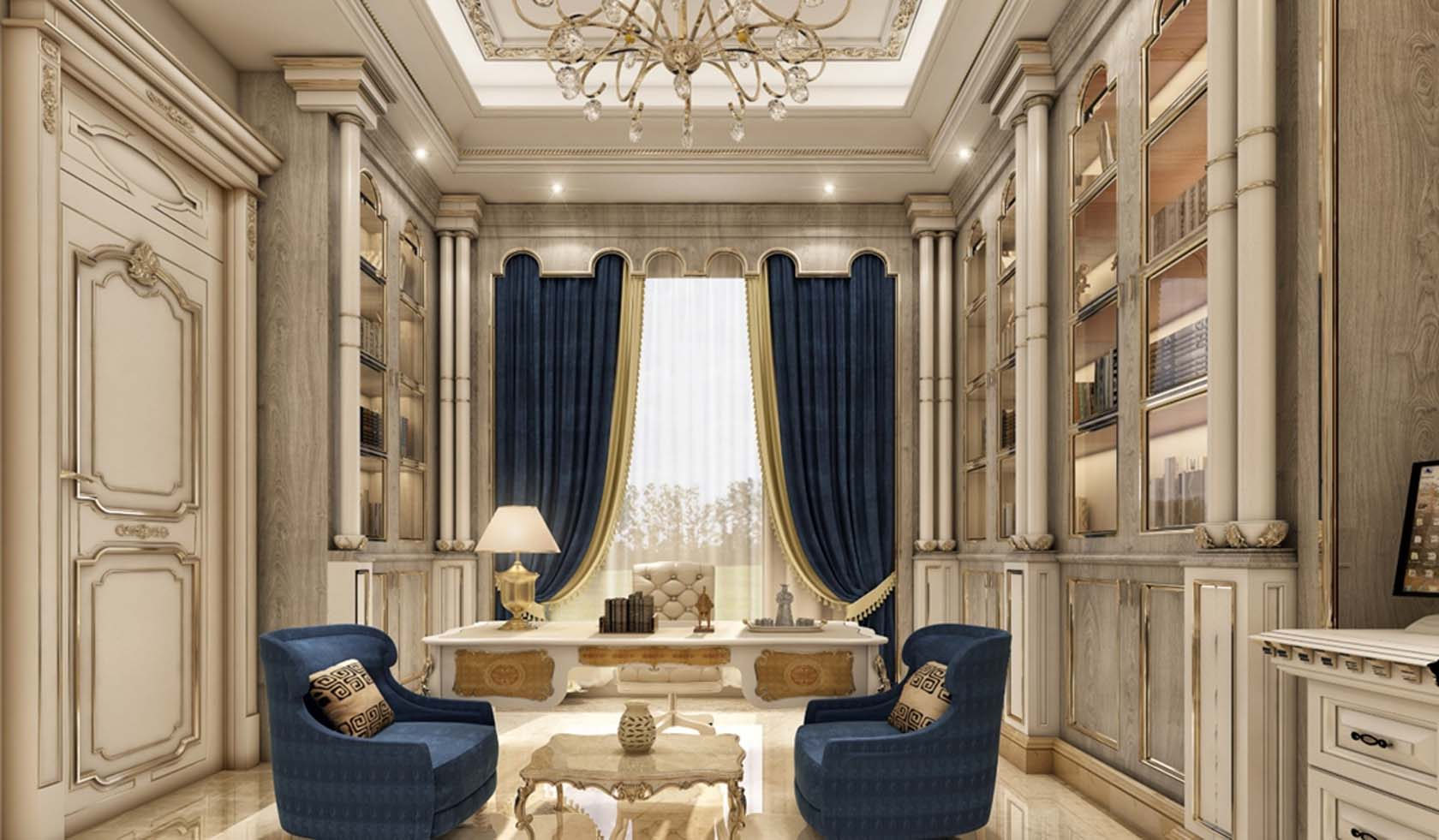 Baroque Inspired Classic Style