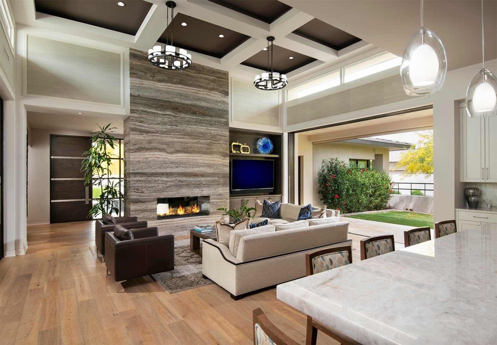 Beautiful Contemporary House Interior