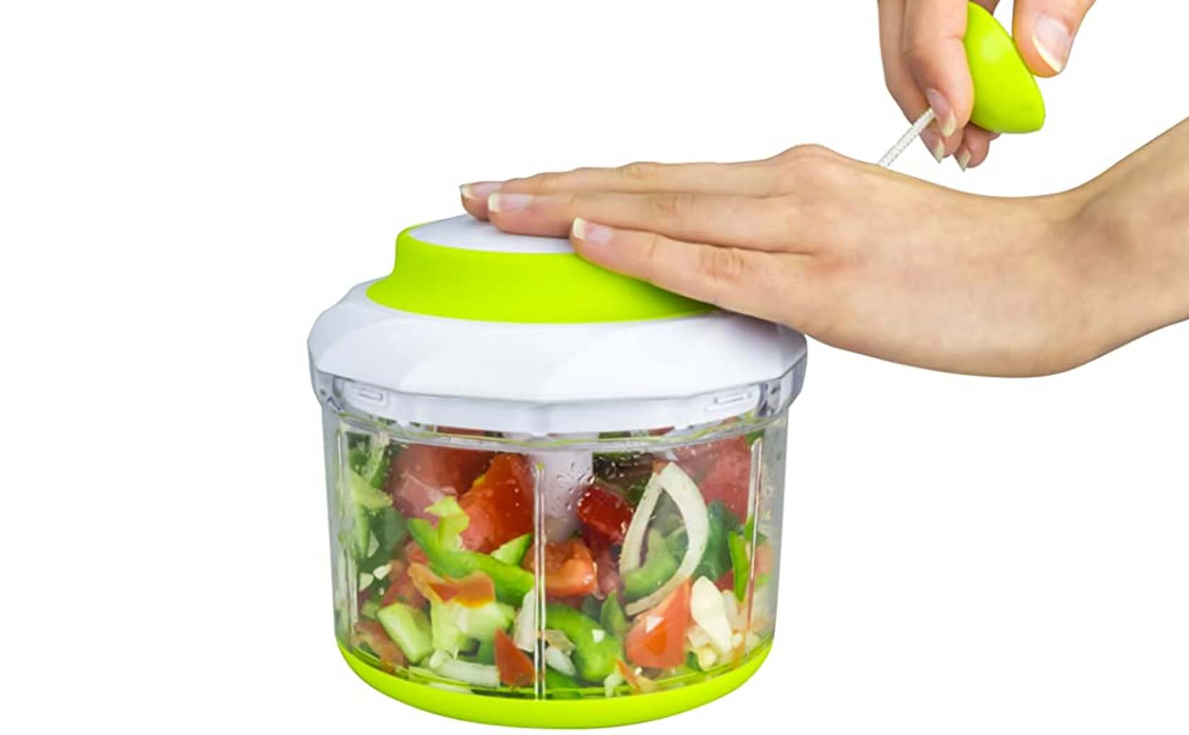 Briefrons Quickpull Food Chopper
