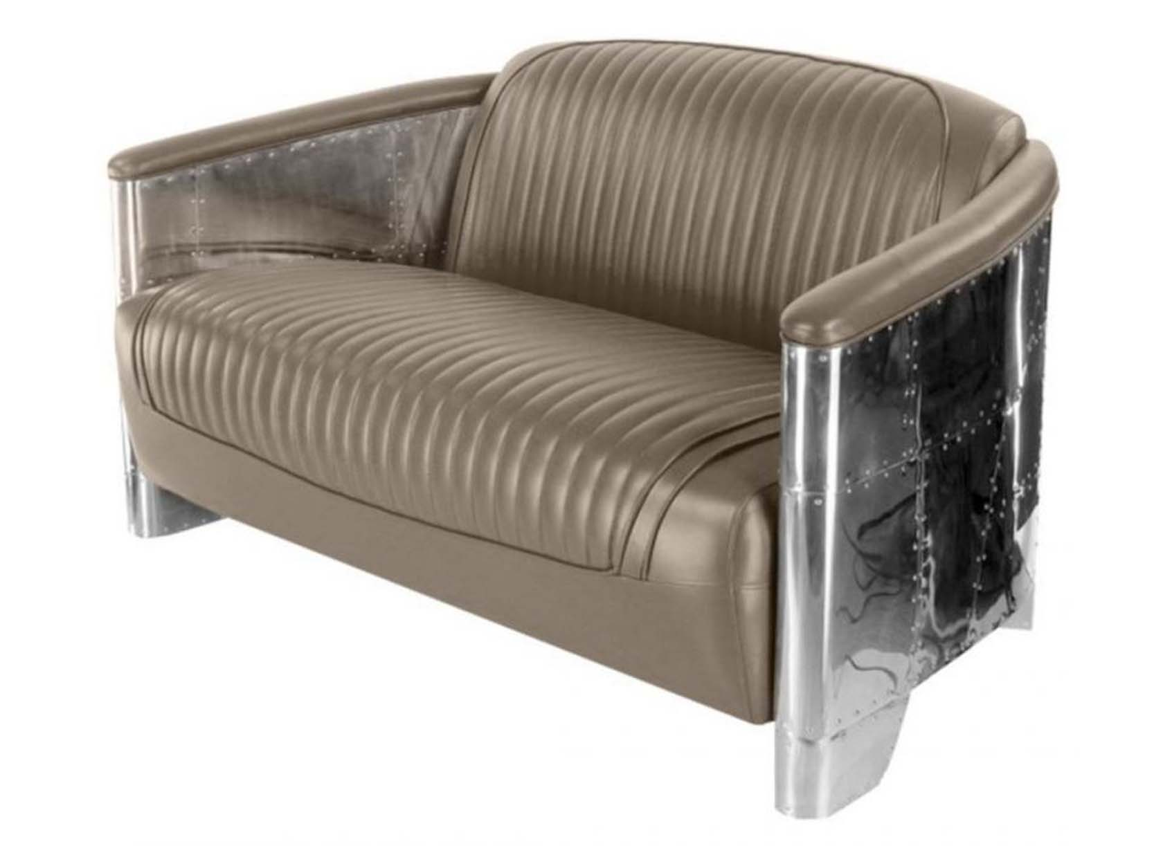 The Classic Aviator Sofa