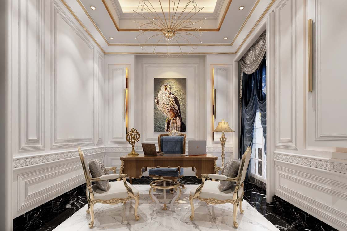 Classic Home Interior