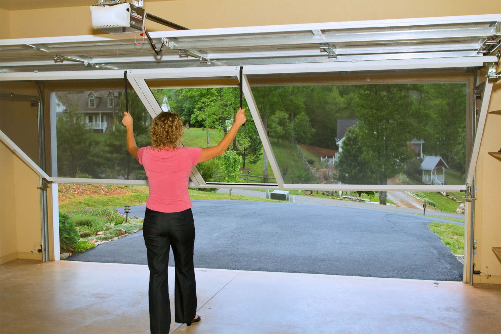 What Garage Door Repair Provides You