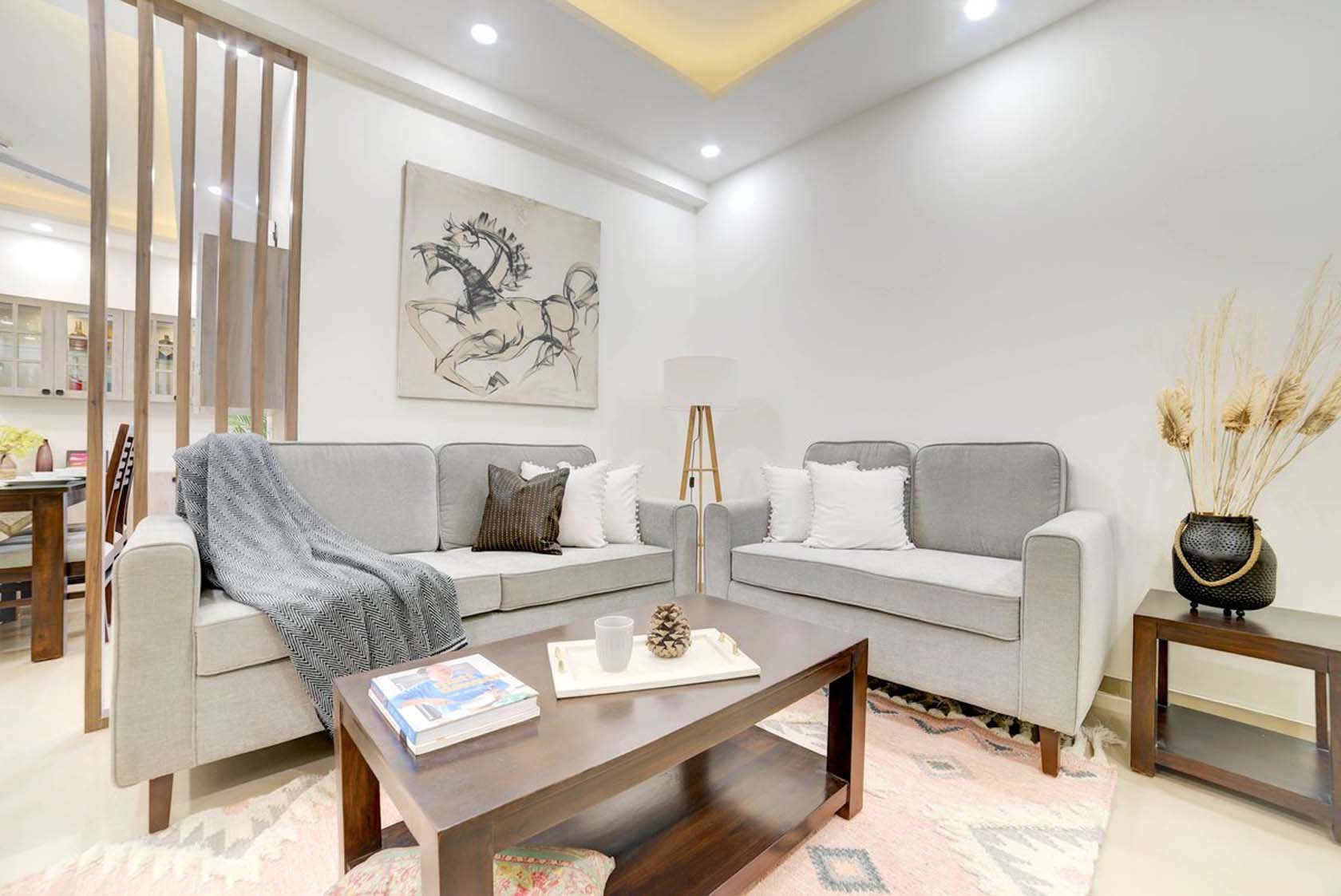 Interiors For A Retirement Home