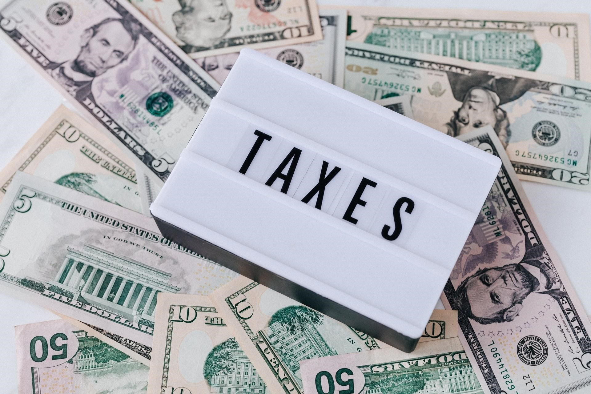 Tax And Mortgage Relief