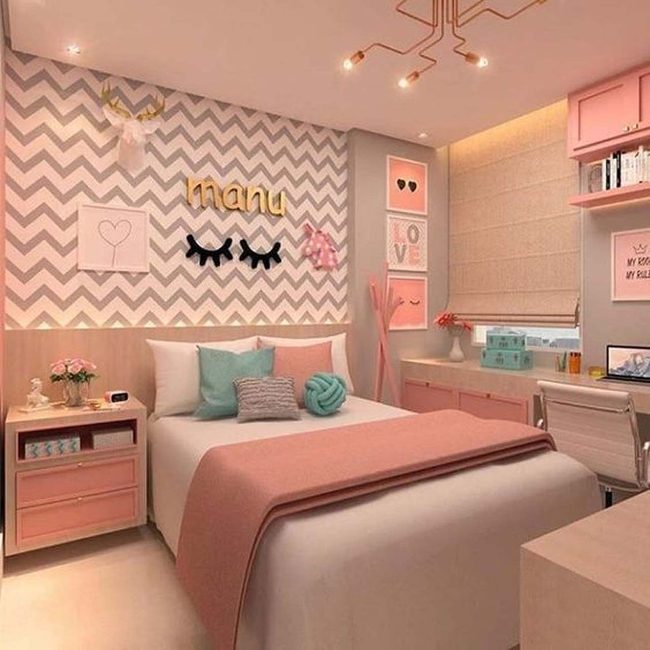 DIY Bedroom Decoration Ideas