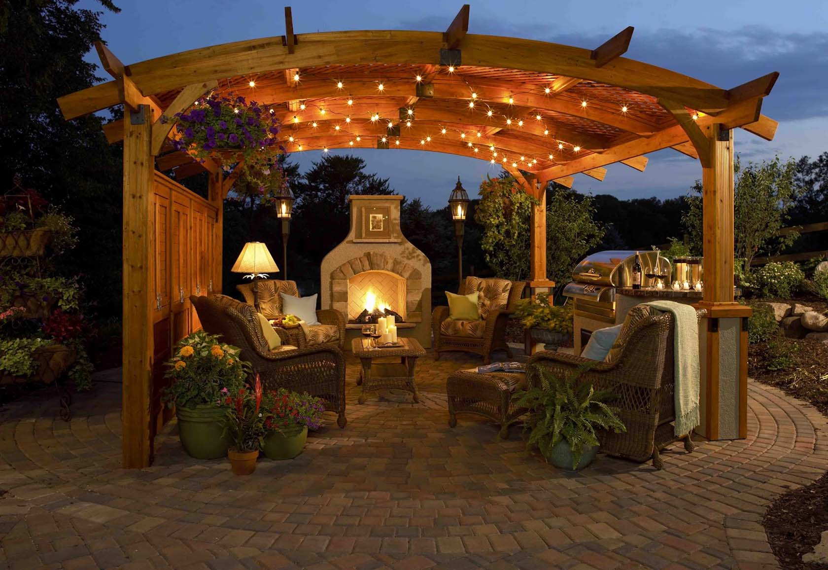 Outdoor Features That Will Add Value To Home