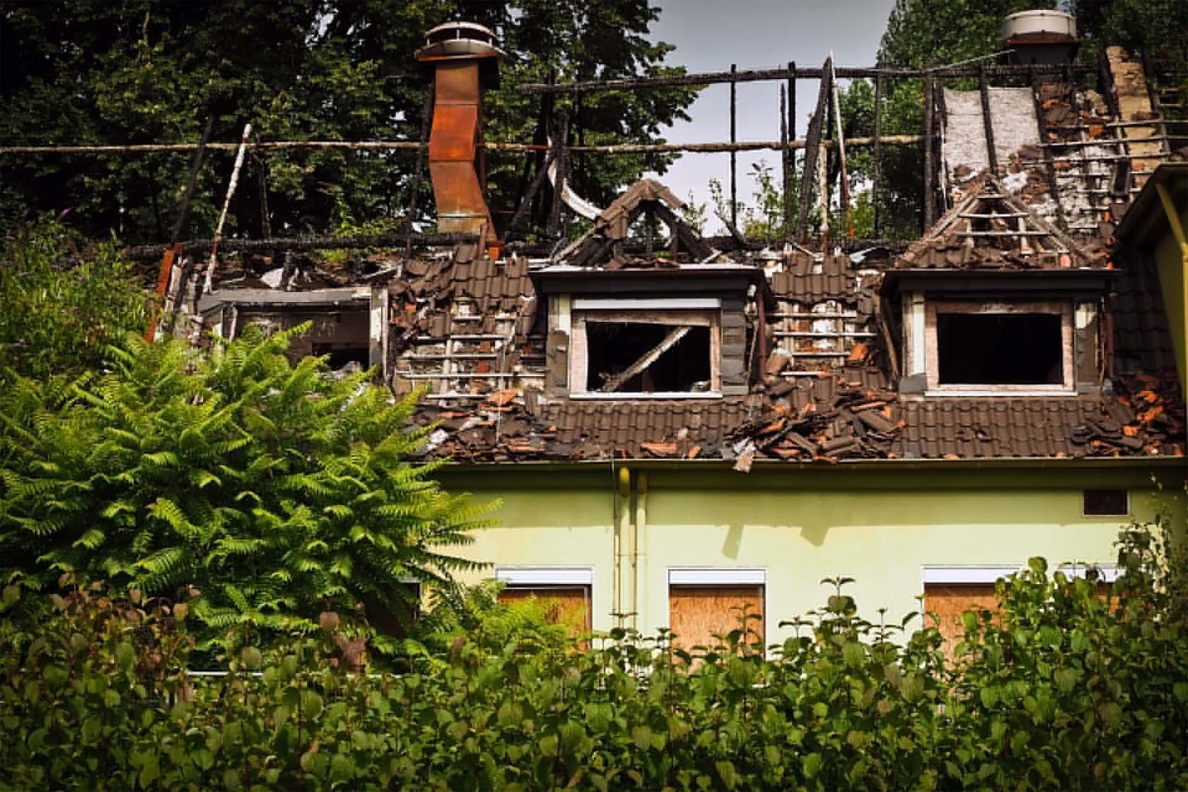 Lack Of Proper Roof Maintenance