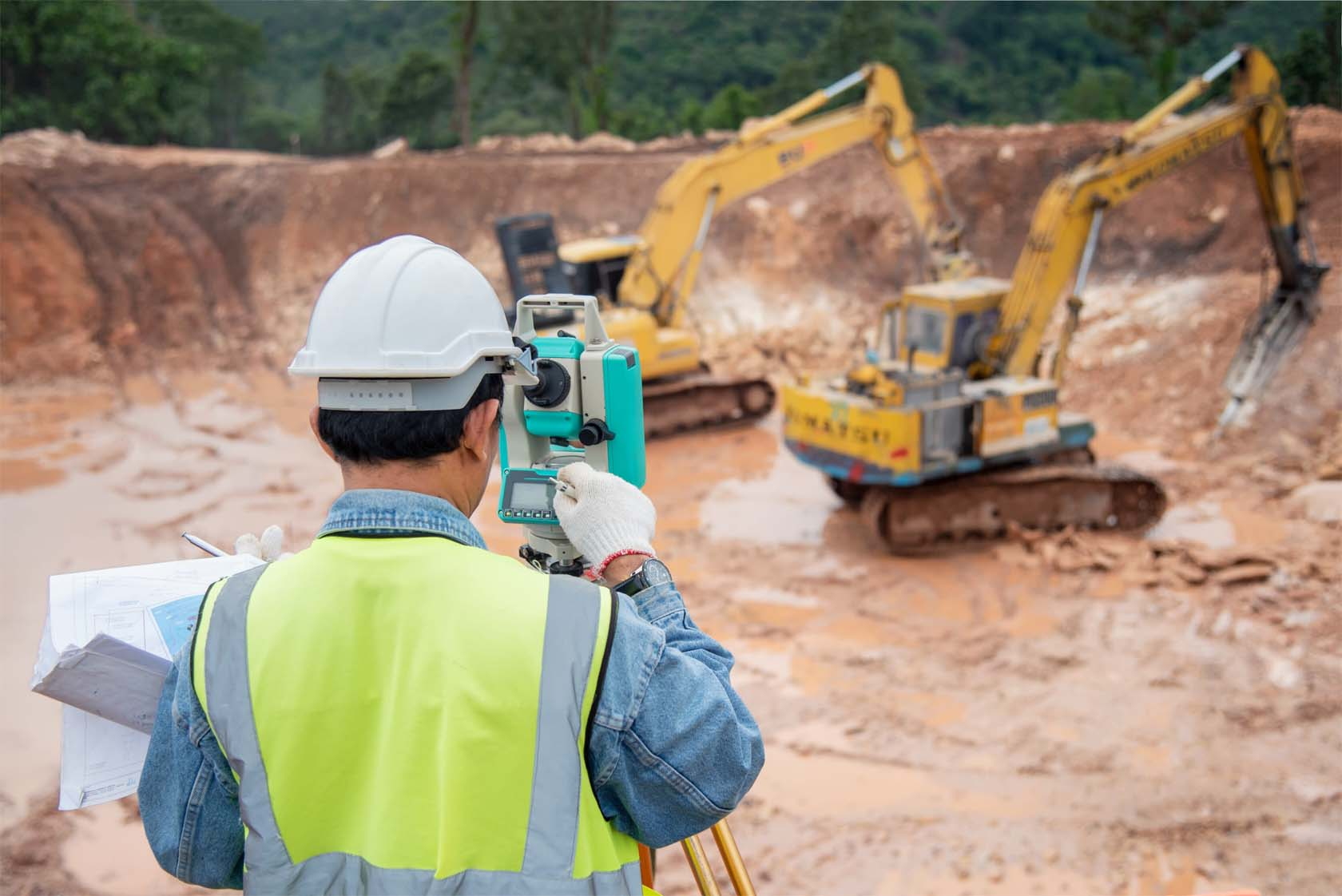 Surveying For Excavation