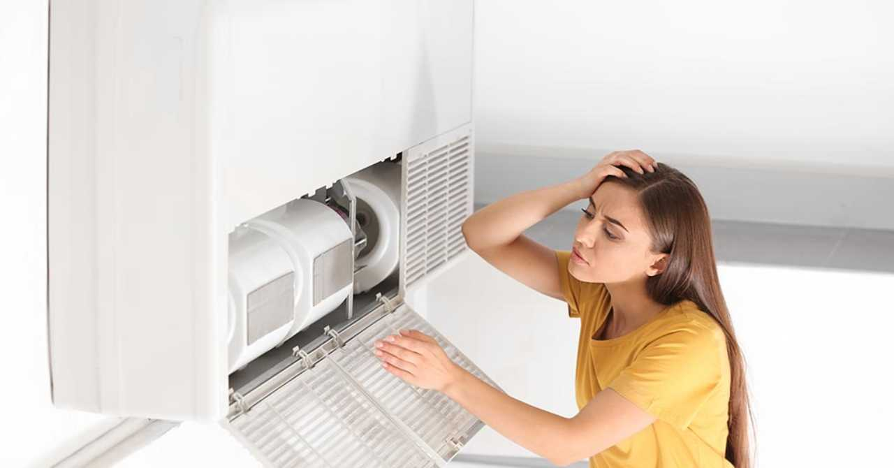 Causes Of Air Conditioner Not Cooling Properly