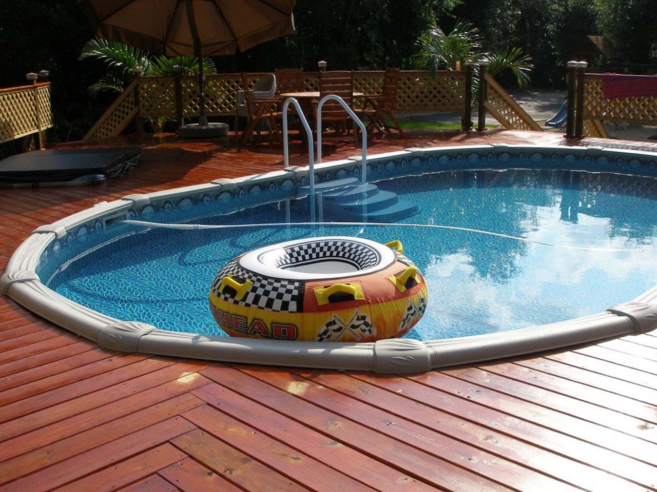 How To Resurface A Pool Deck