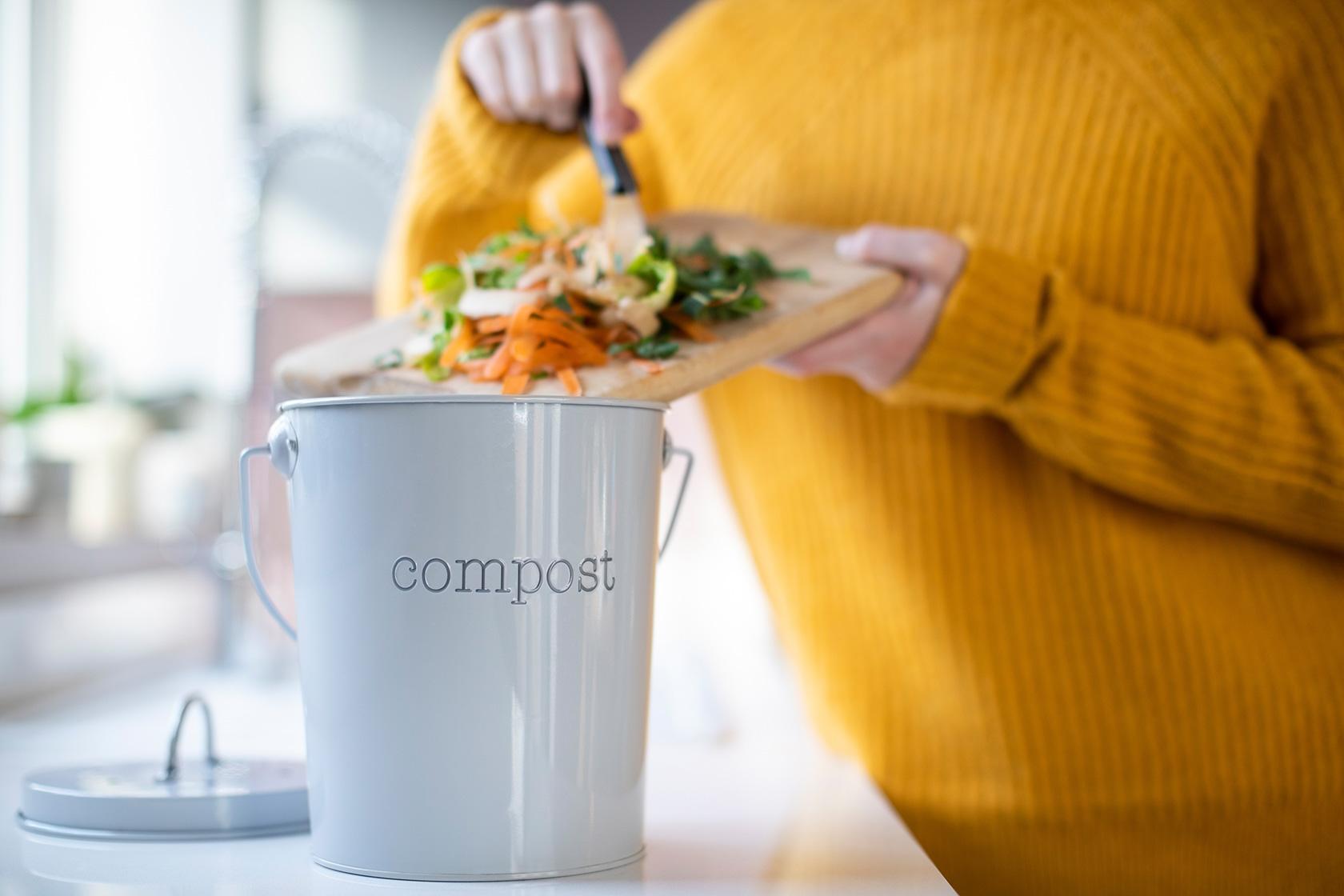 Maze Compost Bin