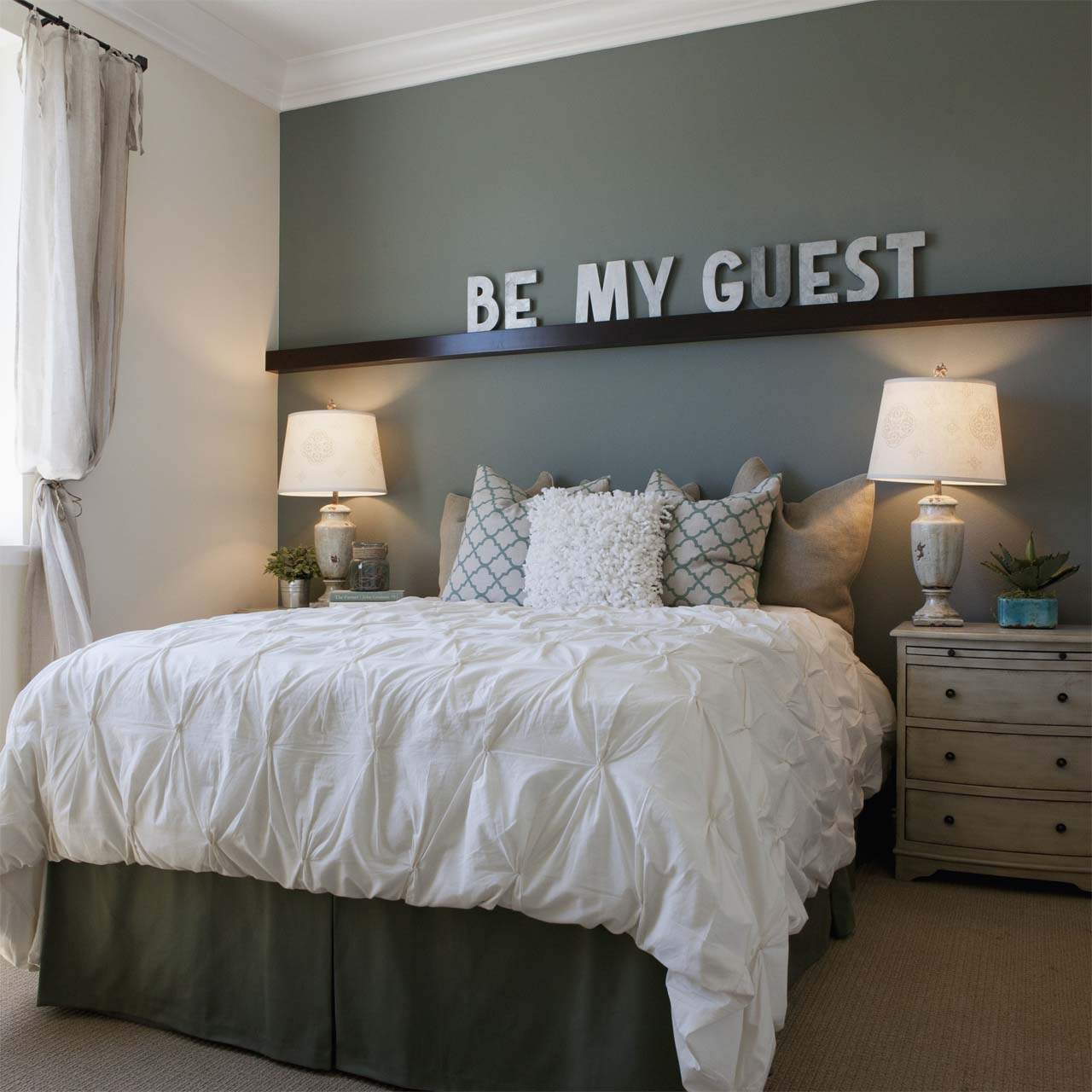 Most Thoughtful Bed For Your Guests