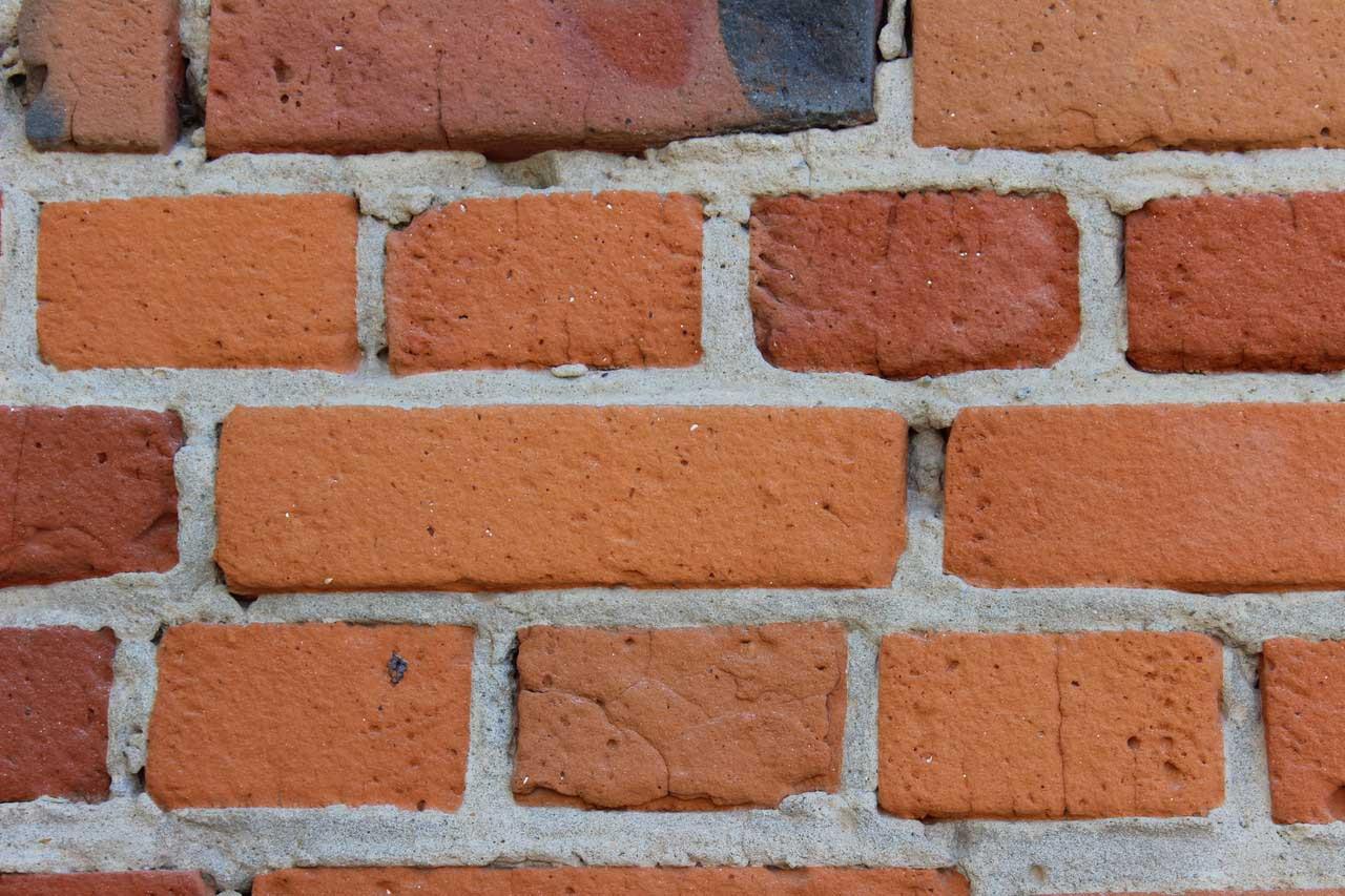 Sandblasting Bricks