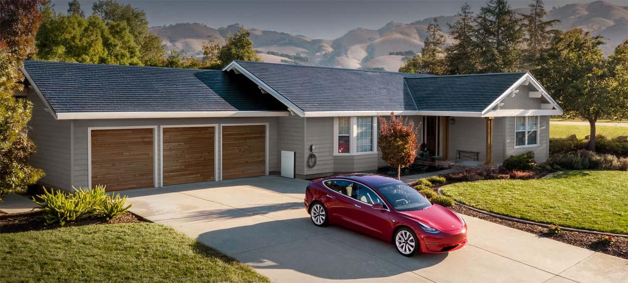 Tesla's Solar Roof Technology