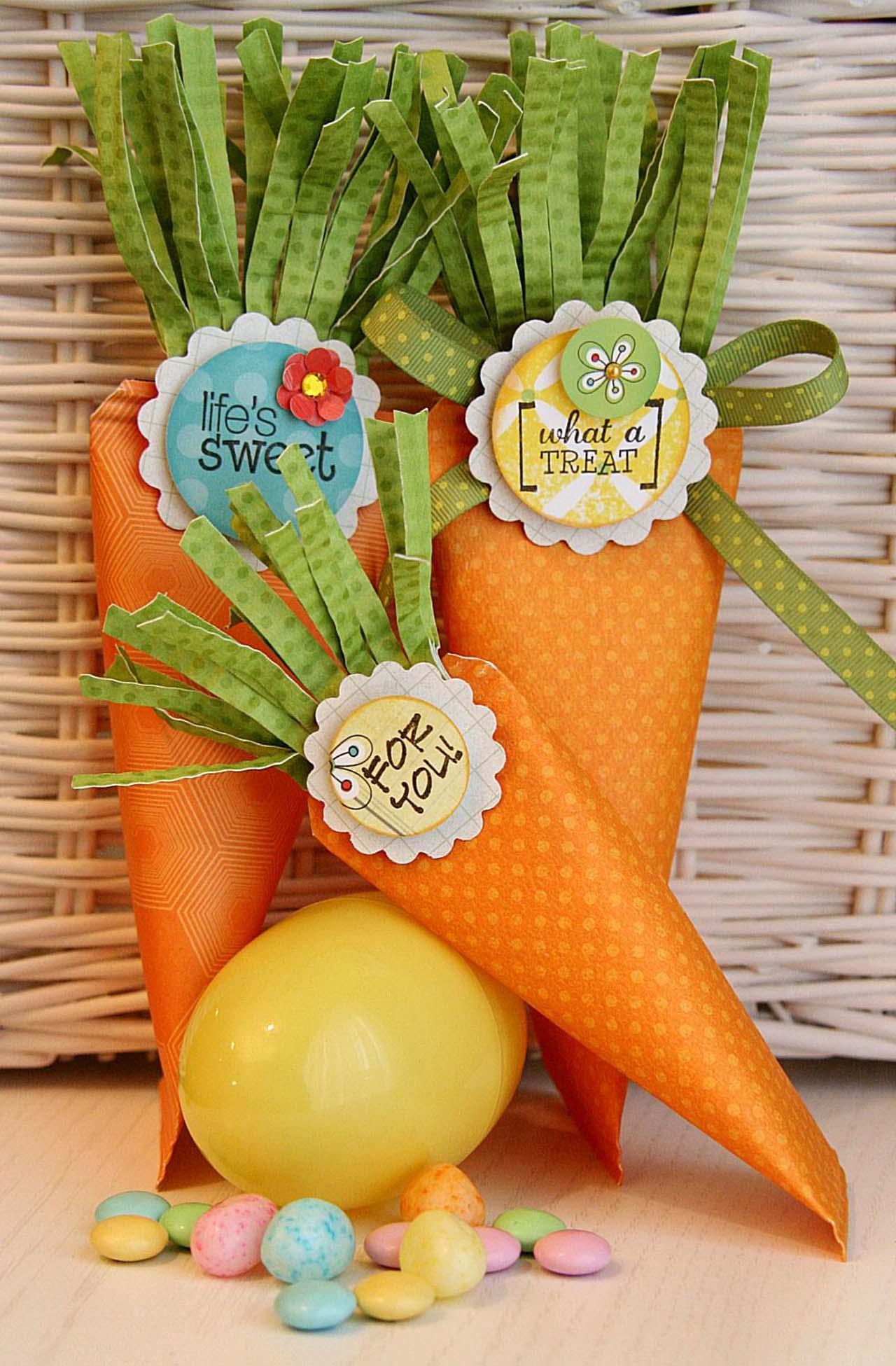Carrot Hangings