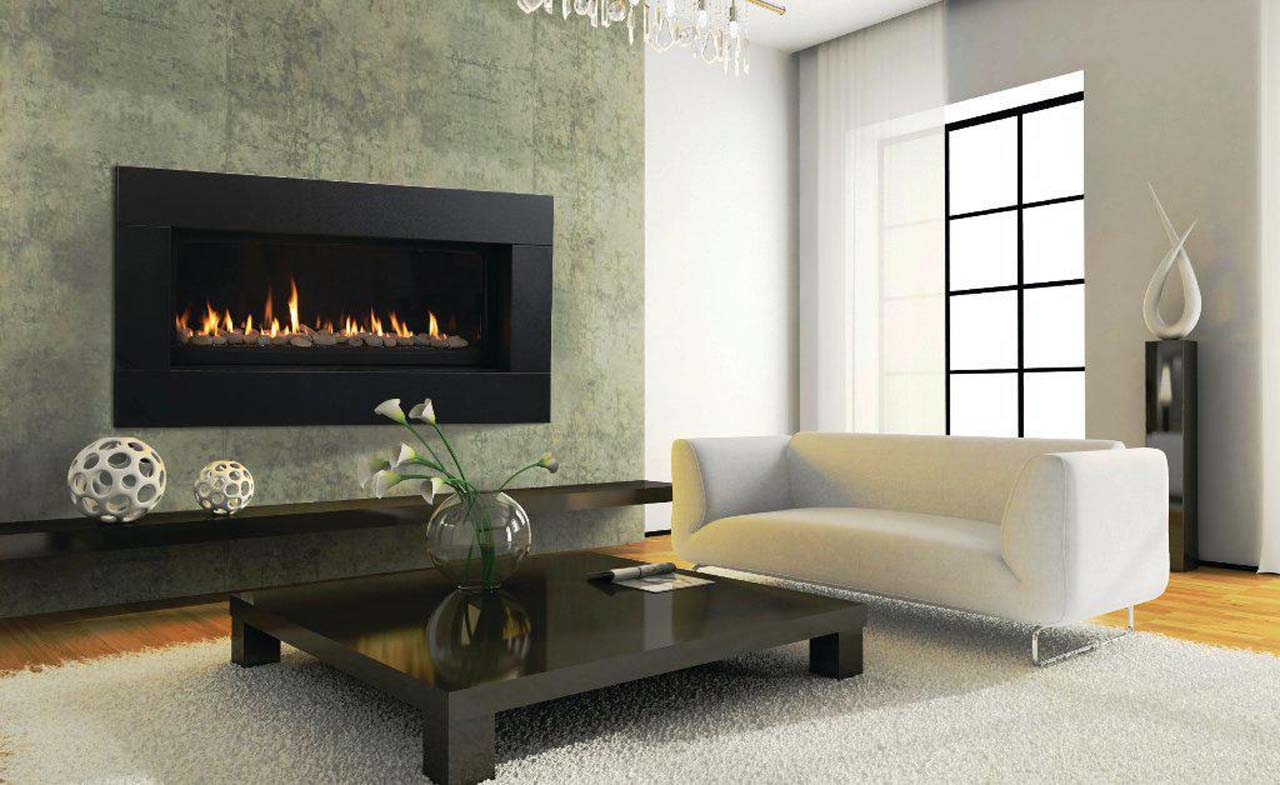 Decor Your Home With The Electric Fireplace