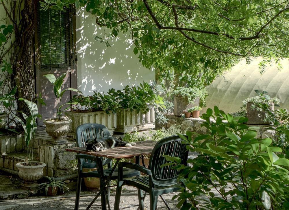 Comfortable Garden Space