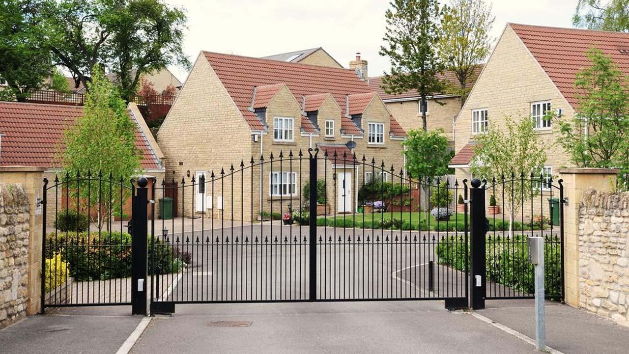 Gated Neighborhood