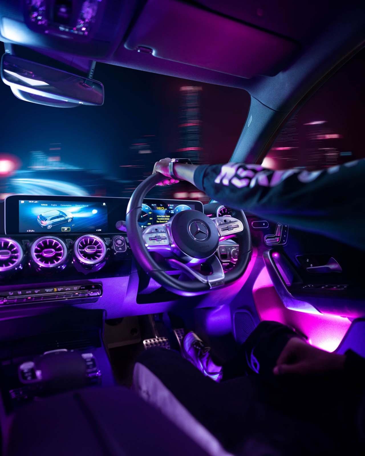 Interior LED Lighting Kits