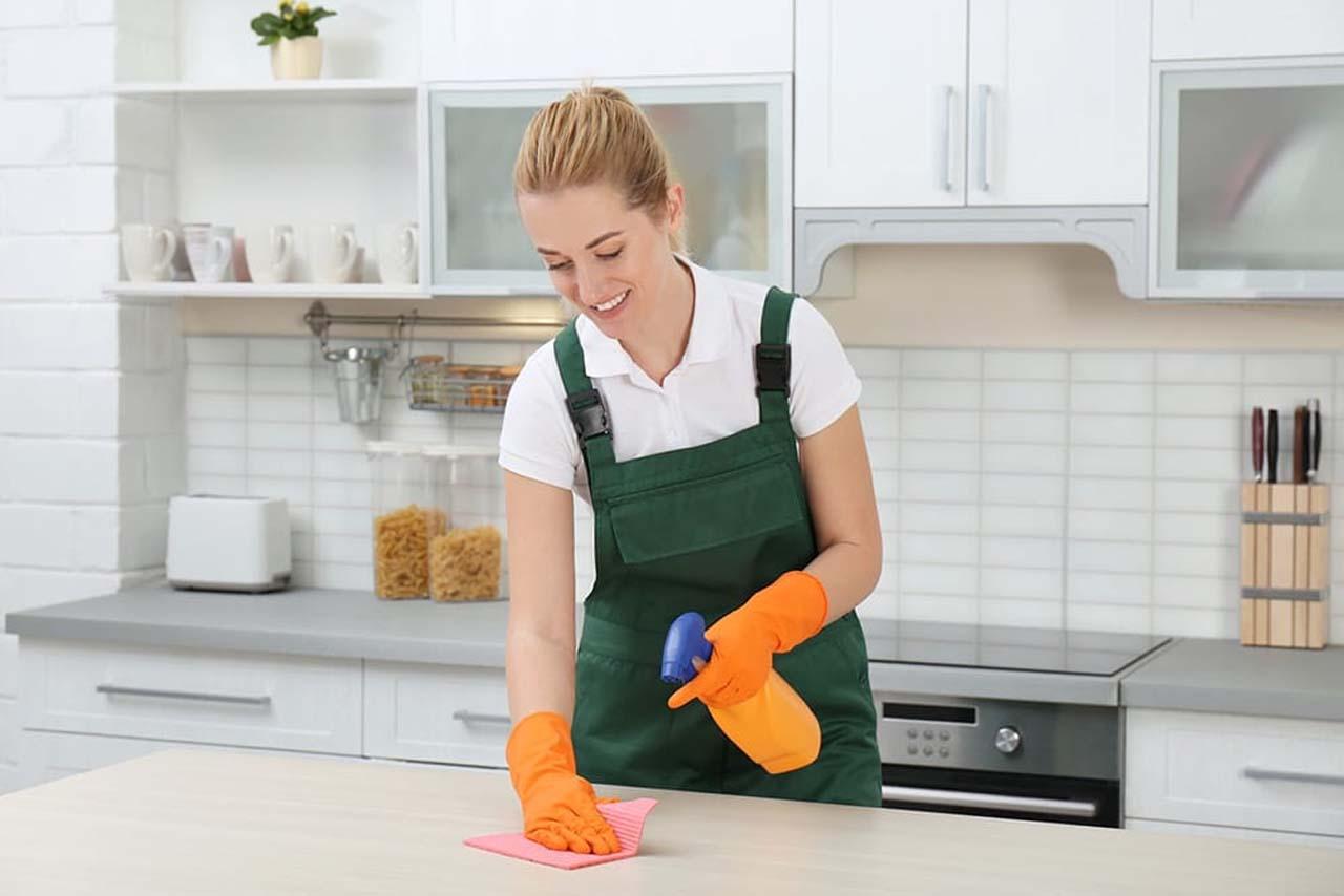 Quartz Countertops Cleaning
