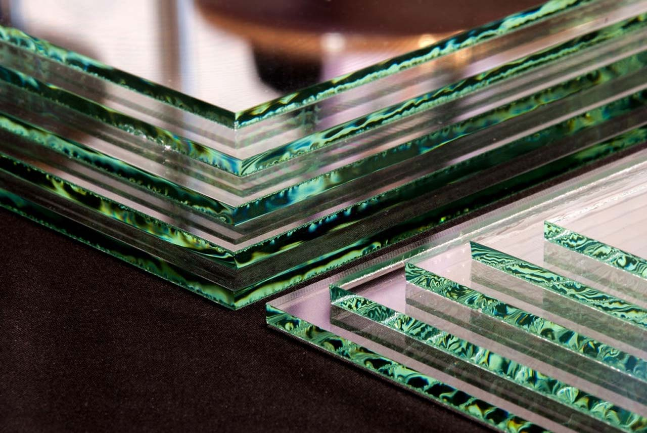 Cut Glass Sheet