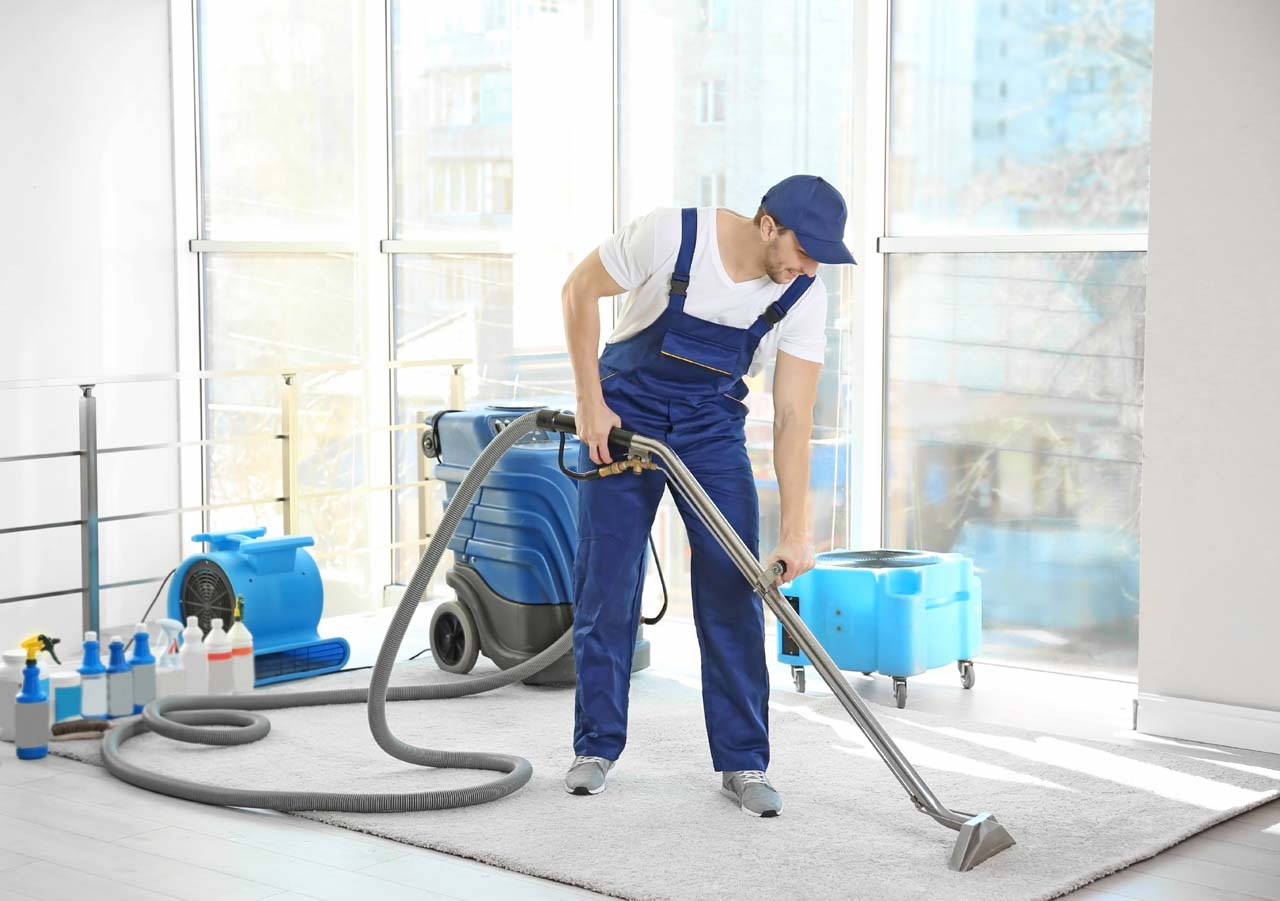 Home Cleaning Contractor