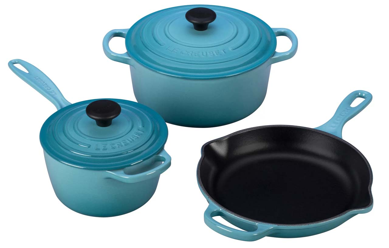 Cookware Pieces