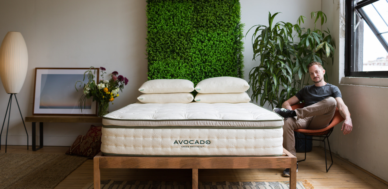 Avocado's Green Mattress