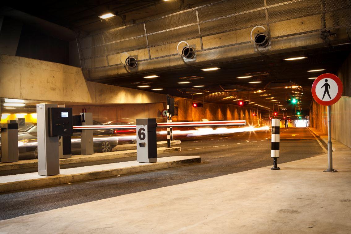 ANPR Parking System