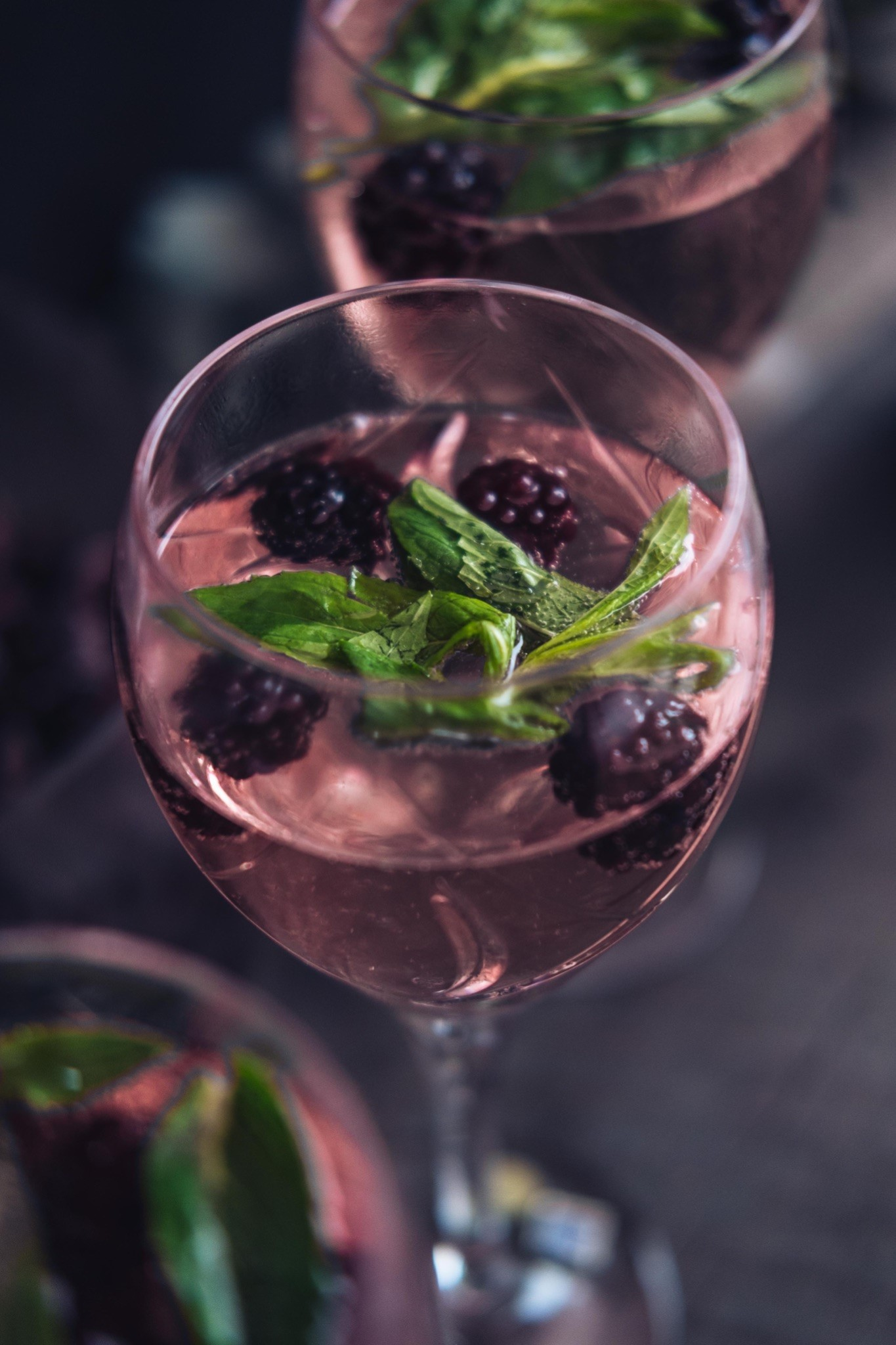 Classic French Cocktail