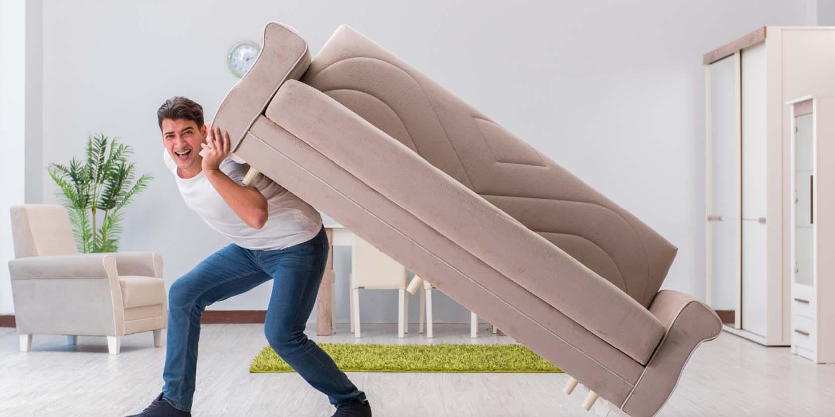 Hassle Free Furniture Move
