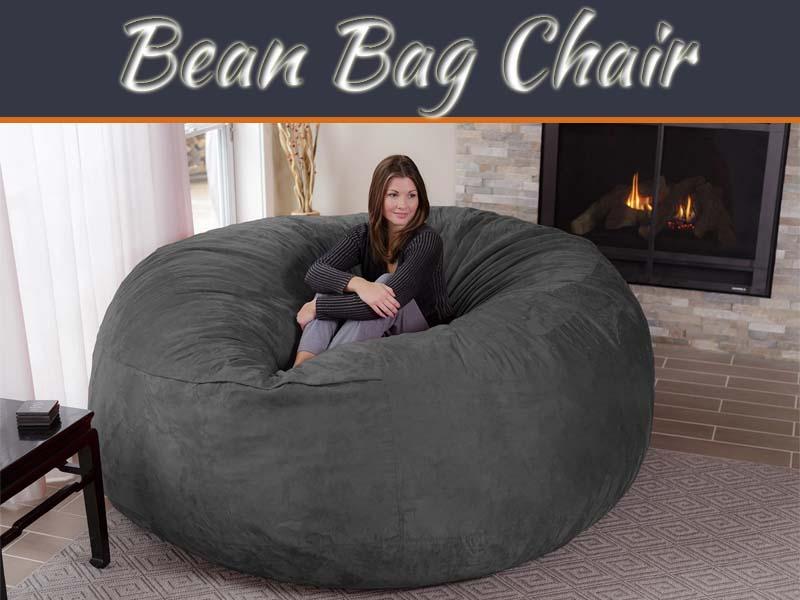 Huge Bean Bag Chair Add A Unique Charm, Big Bean Bags For Living Room