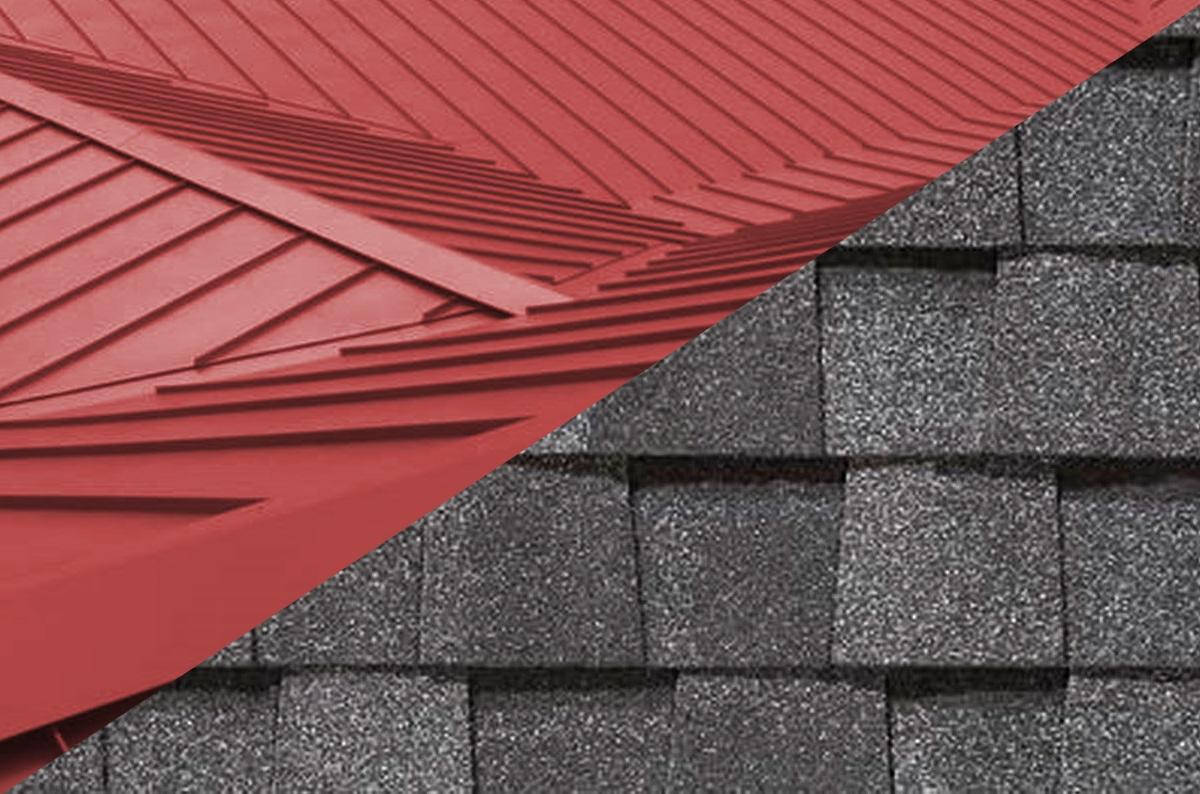 Metal Roof Vs Asphalt Shingle