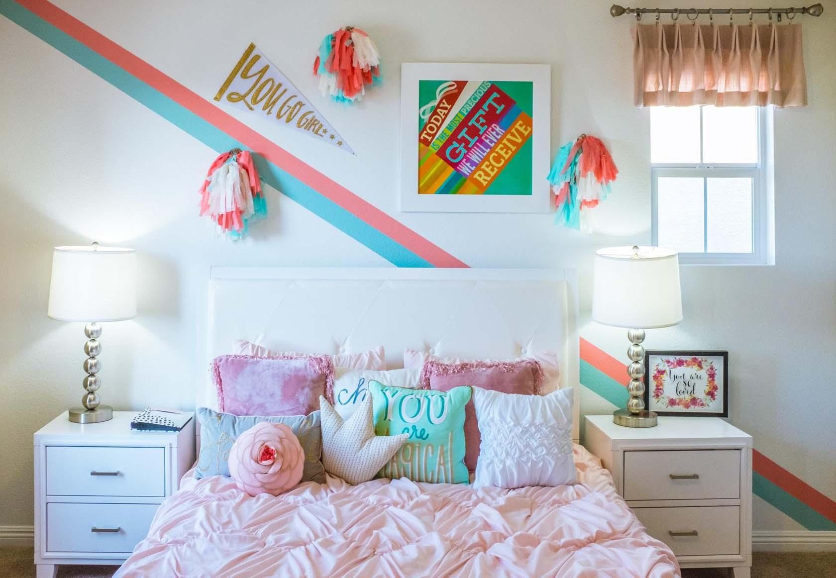 Princess Bedroom Design