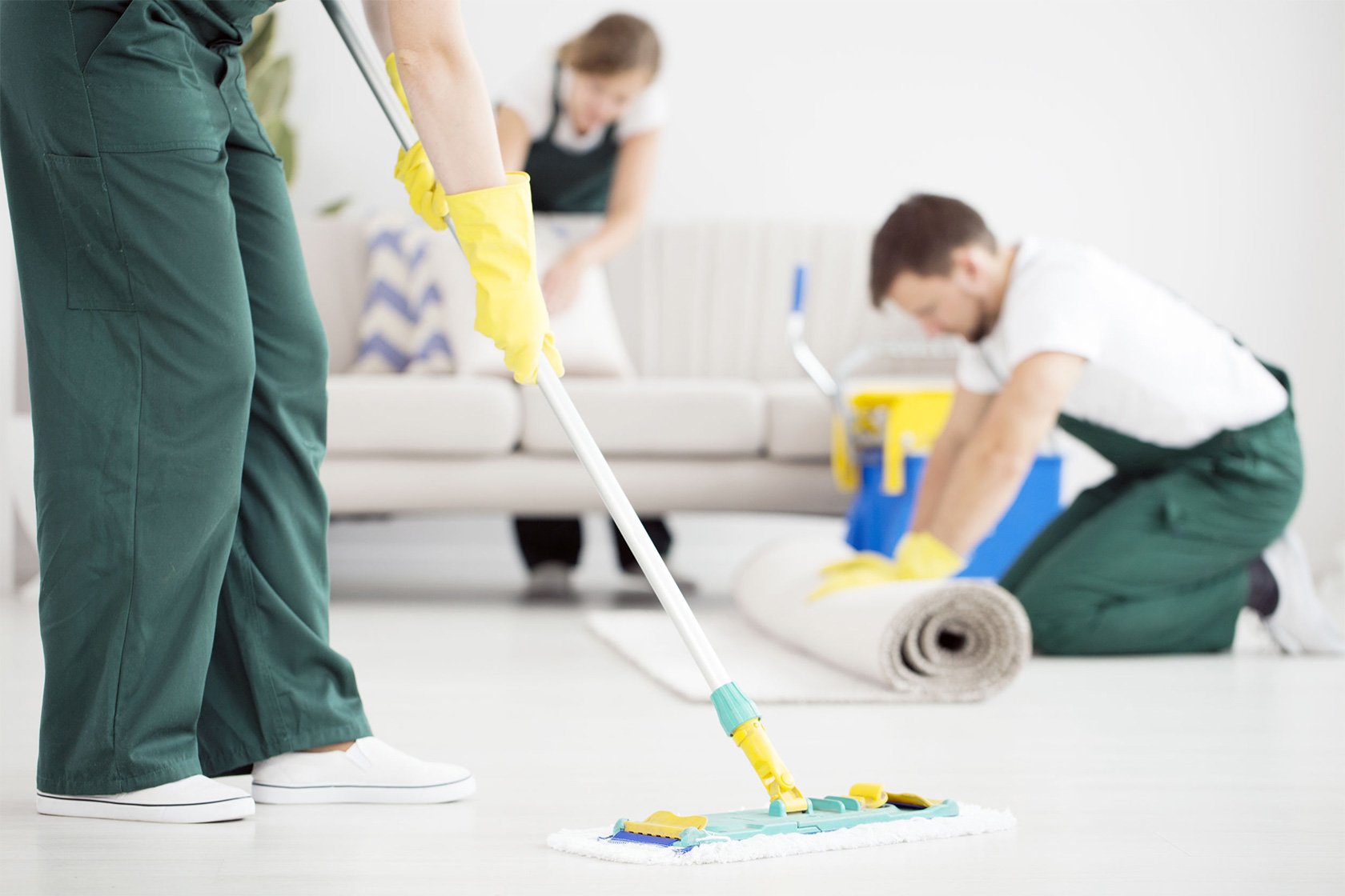 Professional Carpet Cleaning Company