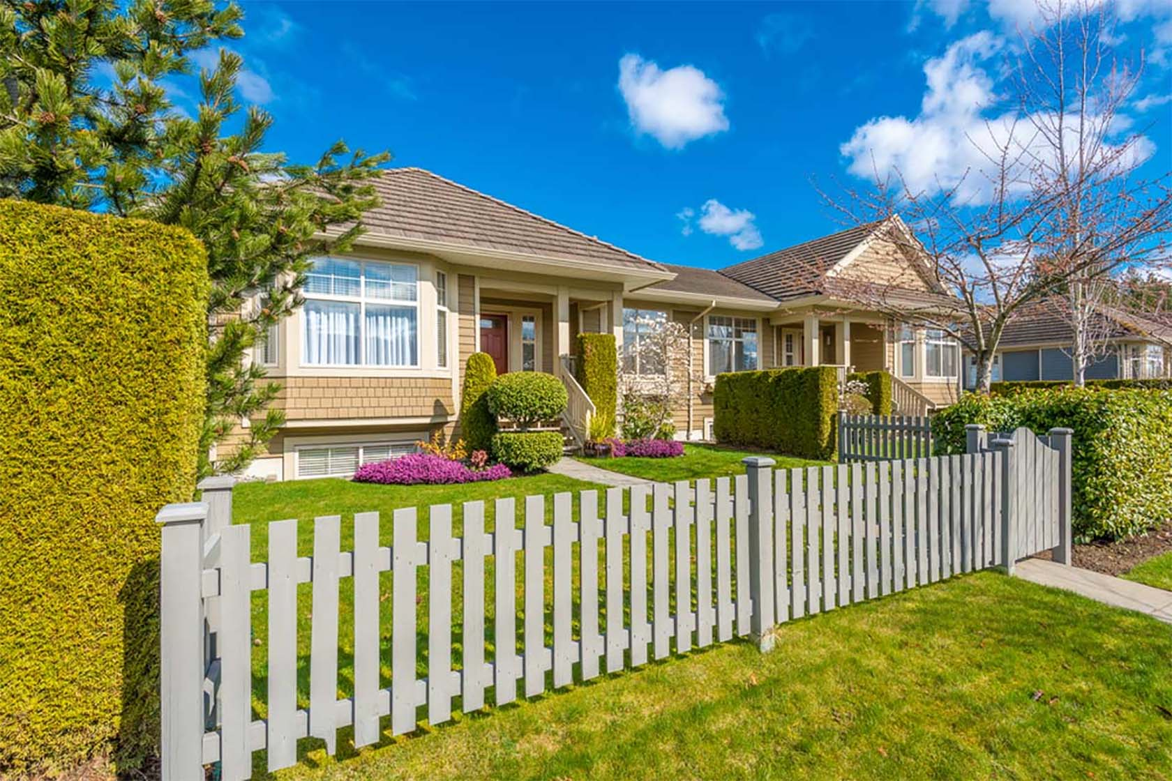 Fence For Huge Backyard
