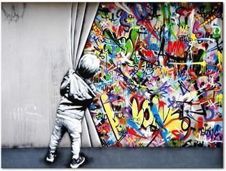 Graffiti Inspired Design
