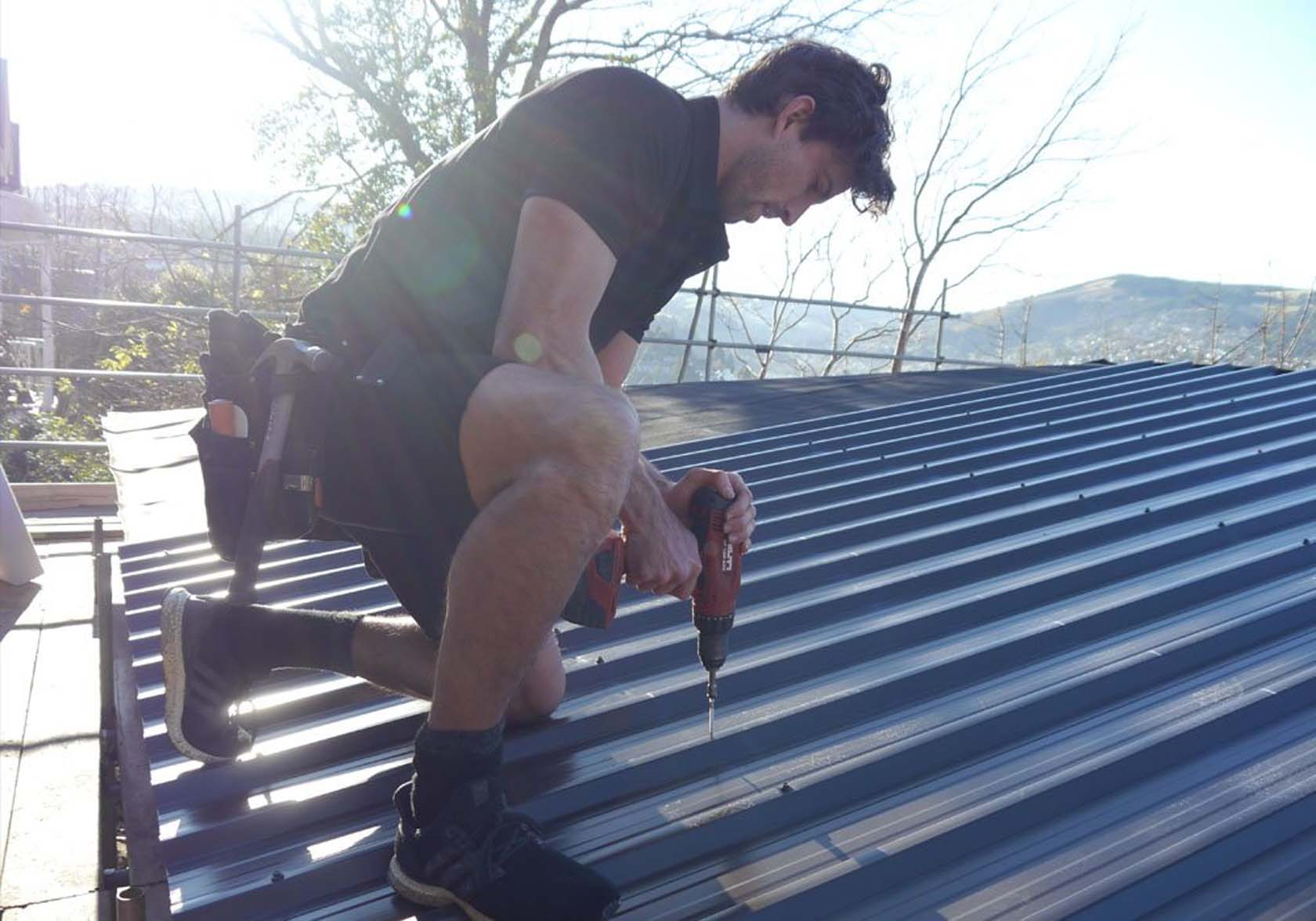 High-Quality Roofing System