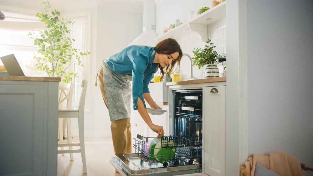 Modern Dishwasher