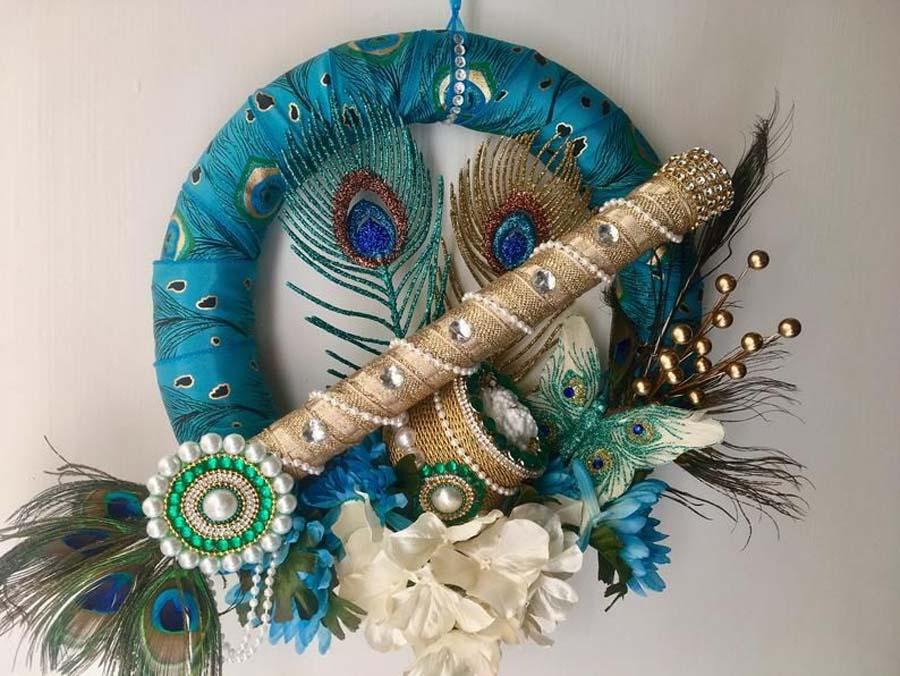 Peacock Theme Decoration