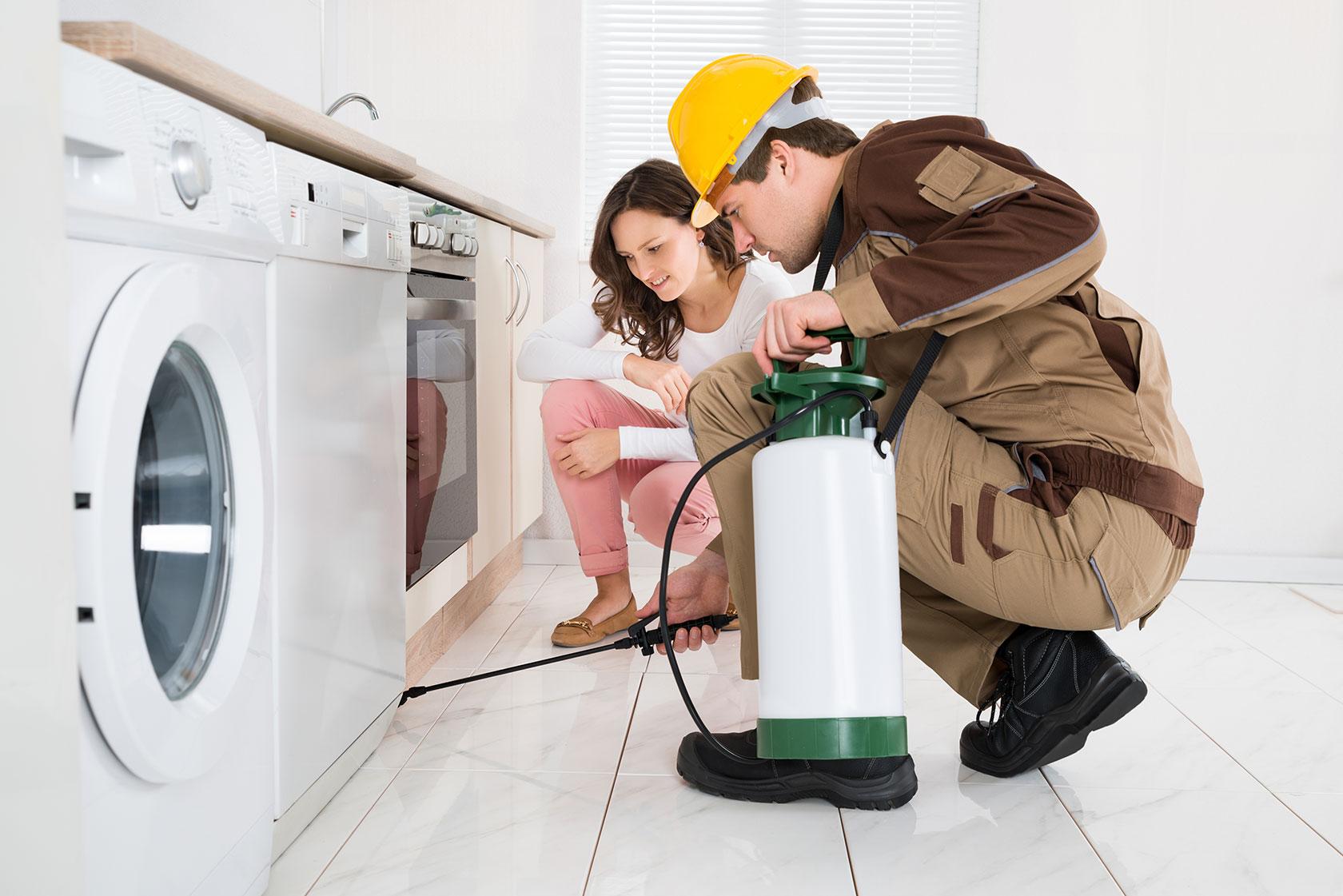 Pest Control Professional