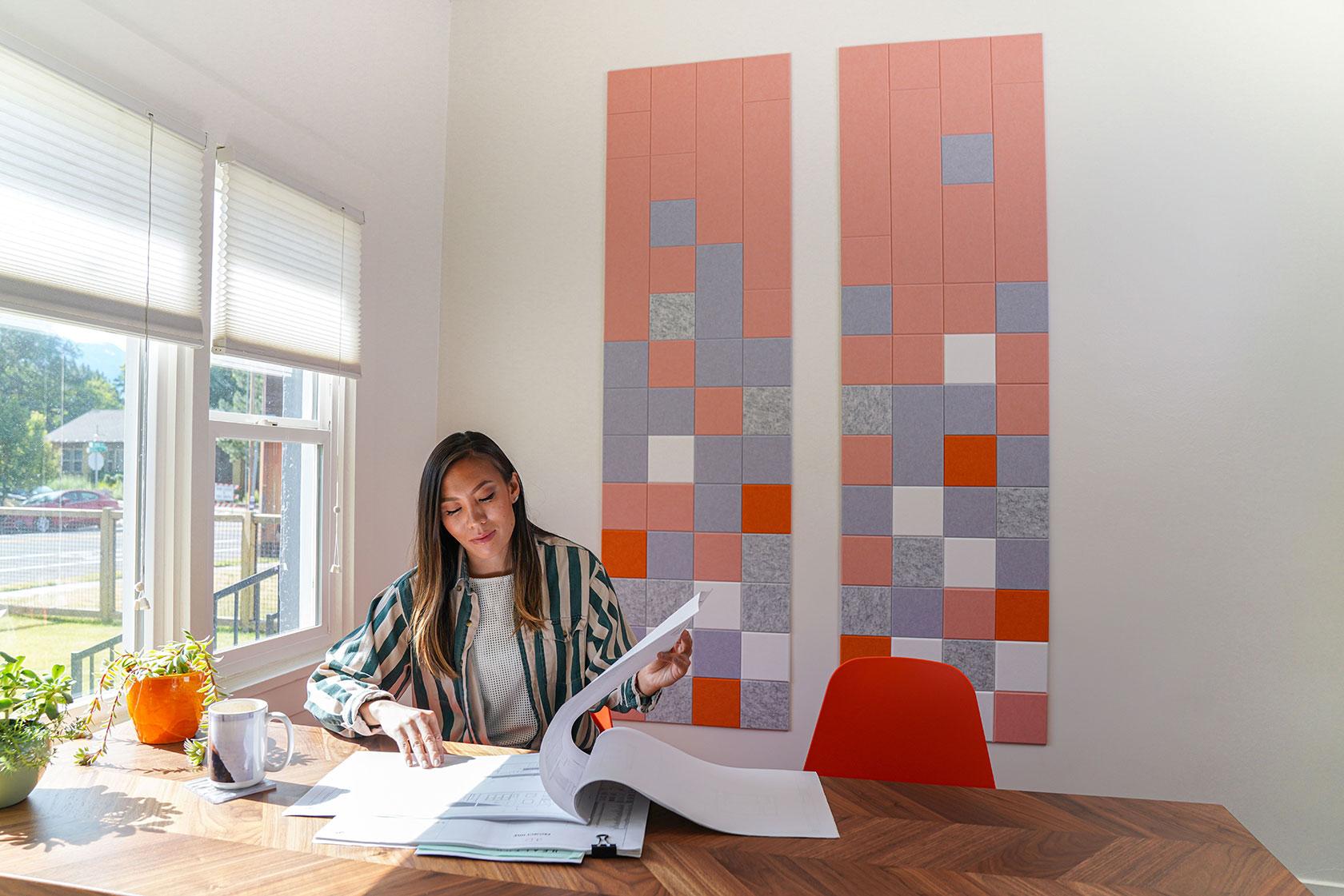 Sound Dampening Tiles