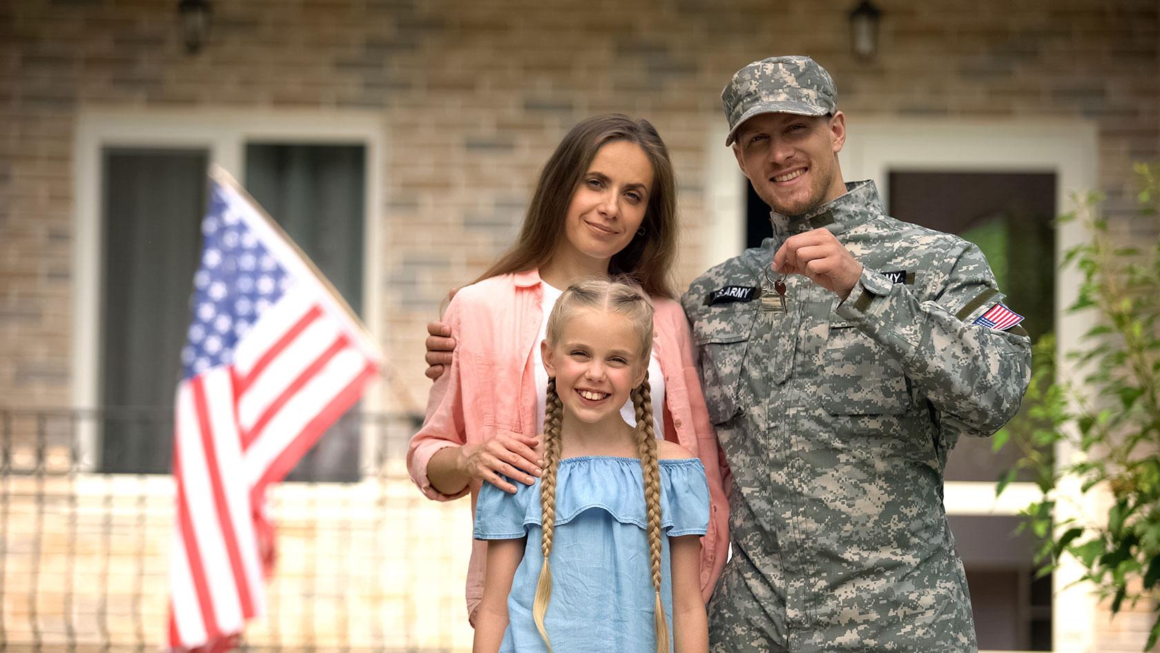 Veteran Mortgage Loans