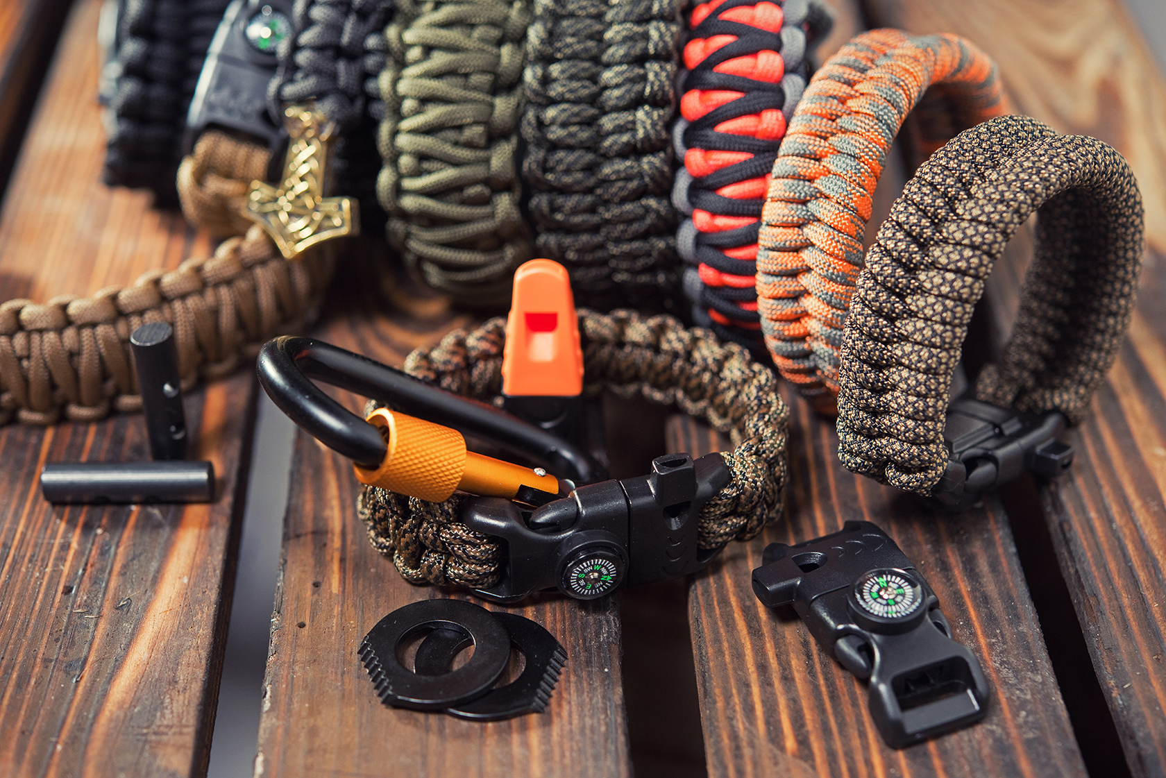 DIY Uses For 550 Paracord