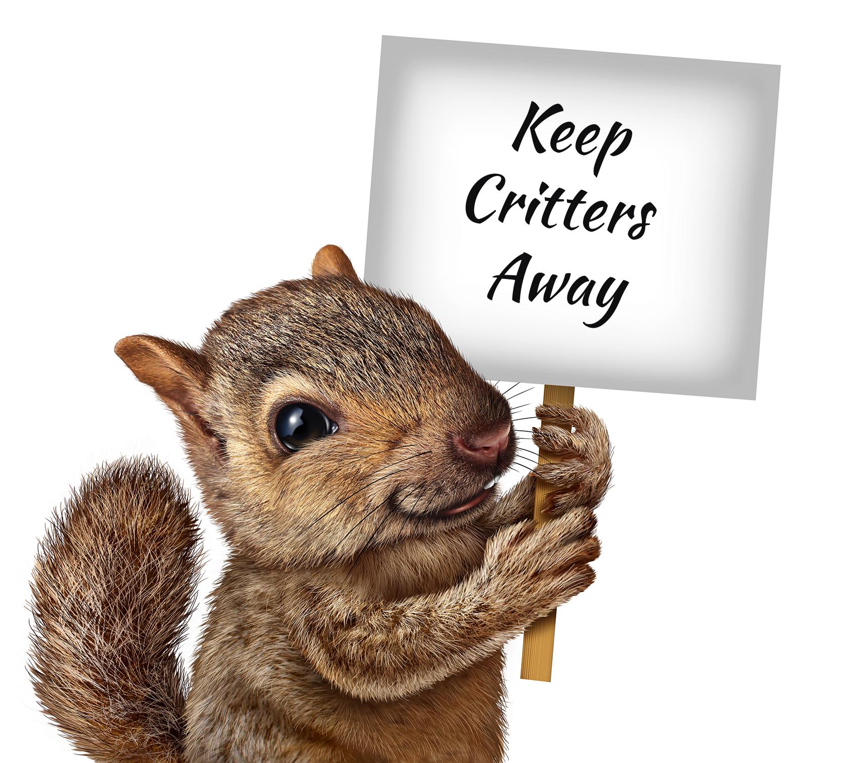 Keep Critters Away